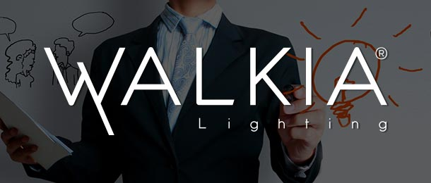 Walkia Lighting is looking for salespersons to different regions in Sweden